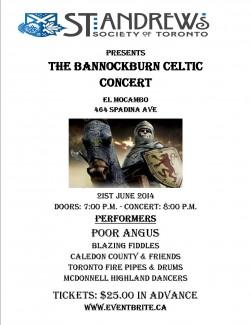 celtic concert